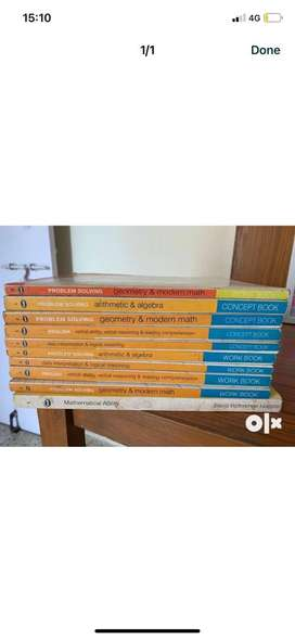 CAT preparation books - Full Set