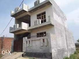 Fully furnished Duplex House in Indira Nagar@38 lac