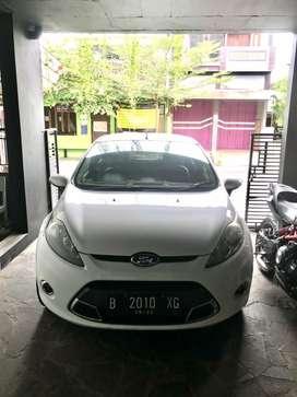 Ford fiesta S 2012 istimewa