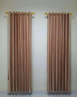 Gorden minimalis, klasik, dan wallpaper dinding 3737hdhsn