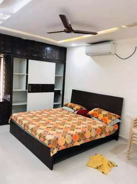 Full Furnished 3 bhk for rental purpose at Newtown,near saltlake