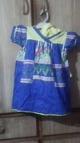SELF STITCHED SUITS AND KURTIS FOR GIRLS