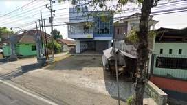 263m2 Ruko Di Pinggir Jalan Parangtritis Km 6