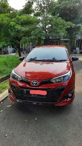 Dijual Toyota Yaris TRD Sportivo tahun 2019 [pemilik langsung]
