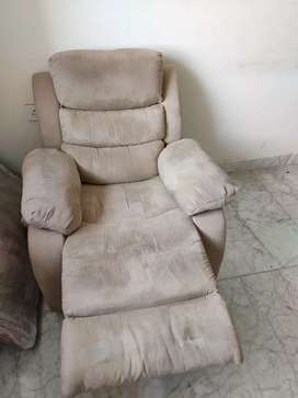 Recliner - 8 months used -- excellent condition