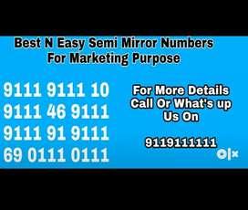 Best vip mobile numbers