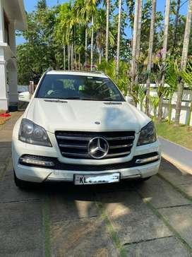 Mercedes-Benz GL-Class 2012 Diesel 114400 Km Driven