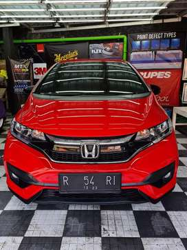 All new jazz Rs 2018 matic tgn 1 km 20rb istmw