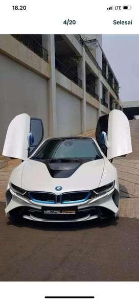 BMW i8 istimewa 2016
