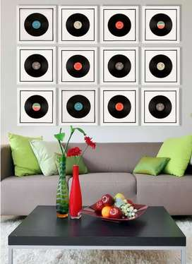 Vinyl Records For Home decorations antique