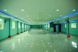 New Mini Auditorium (Ac/non Ac) in Enathu Town (near police station)