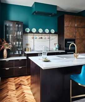 Give your home a MODULAR KITCHEN