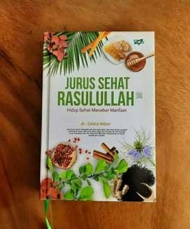 Buku jurus sehat Rasulullah (JSR dr. Zaidul akbar)