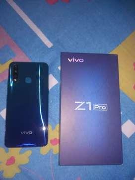 Vivo Z1 Pro 4GB RAM || 64 GB storage