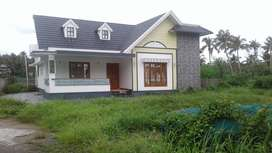 Chowur, Thrissur, ,7 cent, 1500 sqft, 3 Bhk, 70 Lakh Negotiable,