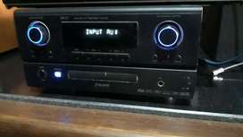 Amply Home audio AOWA series aw27 , ada fitur output subwofer (2.1)