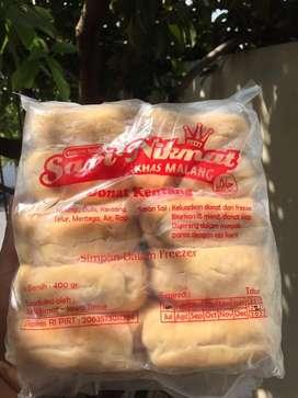 Donat kentang menul