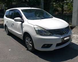Grand Livina XV Matic AT 2014, AD, Pajak On, Alternatif Avanza