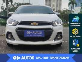 [OLX Autos] Chevrolet Spark 1.4 LTZ A/T 2017 Putih