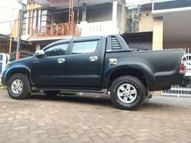 Hilux double cabin 4×4
