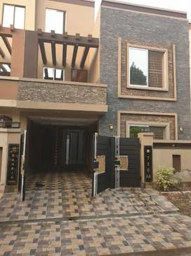 5 Marla newly build house is available for sale  in brhria to