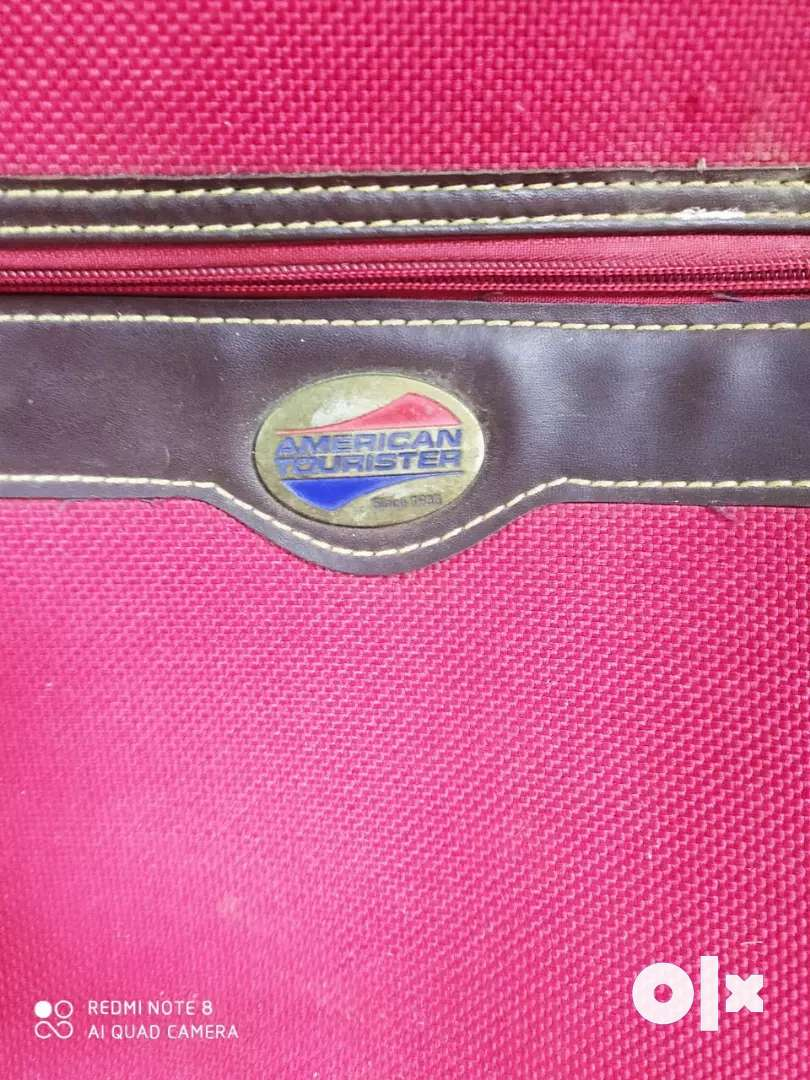 Full size american tourister trolley Suitcase