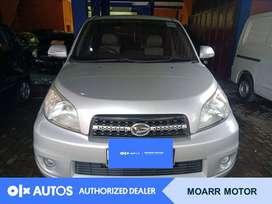 [OLX Autos] Daihatsu Terios TS 2012 Bensin A/T Silver #Moarr Motor