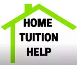 We teach student of all clases in home.