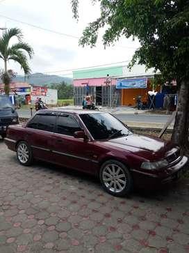 Di jual mobil honda grand civic LX