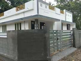 4.5 cent 900 sqft 3 bhk new build house at aluva varapuzha road