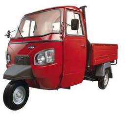 Mahindra alfa auto for rent