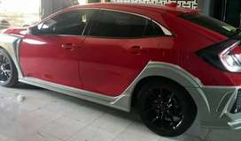 Bodykit custom civic turbo rx8 mazda mercy bmw porsche toyota dll
