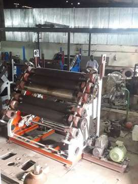 Corrugation operator