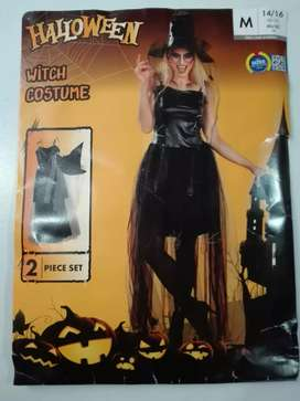 Witch costumes.