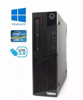 Lenovo ThinkCener M93P Branded CPU With 1 Year Warranty / SURAT