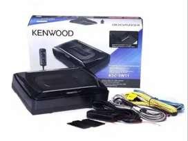 Subwoofer Aktiv Kolong Kenwood KSC-SW11 Super Slim Bass aktive garansi