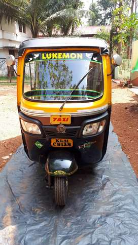 TVS Petrol LPG Auto