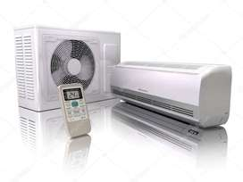 imported ac, made in USA, Hyundai one ton, 3 months warranty.