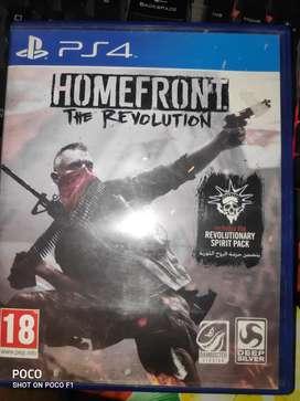 Homfront the revolution