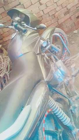 Disc brake Honda Shine