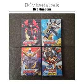DVD gundam wing operation 4,7,8 & mobile fighter g gundam vol.1