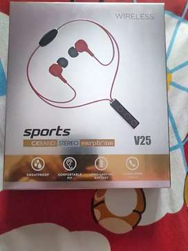 V25 WIRELESS EARPHONE