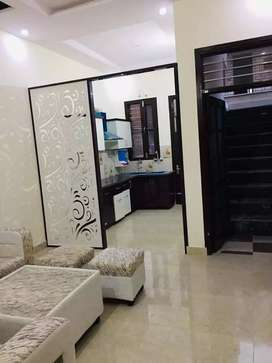 3 BHK INDEPENDENT FULLY FURNISHED FLAT IN 25.90 IN MOHALI,SECTOR 127