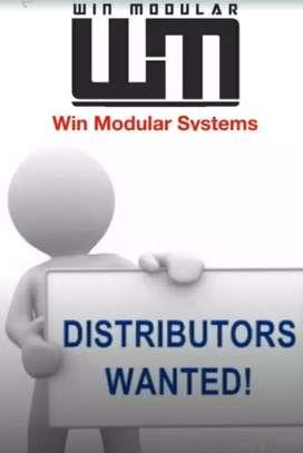 Urgent requirement of distributors