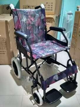 Kursi roda travelling new gea hitam