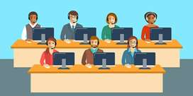 Call center ( staff required )