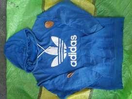 Hoodie Adidas Trefoil second Original