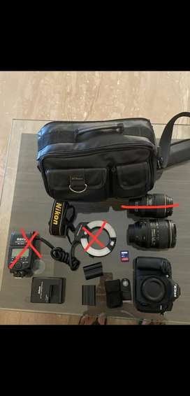 Nikon D610 with 24-120 f4 lens lowest price