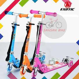 Scooter anak Exotic ST 2015