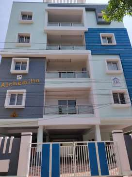 3BHK Deluxe flat with 3 Toilets Modern wardrobes